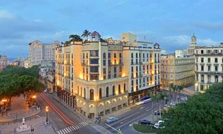 Wir waren im City-Luxushotel Iberostar Parque Central , kompetente Beratung & Tipps von unseren Kuba-Experten