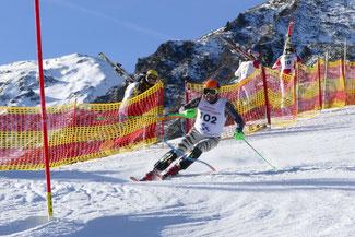 Walter Bauer, Tagessieger beim FIS-Masters in Hochfügen