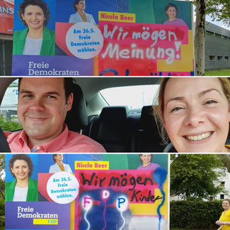 FDP mag Kinder und FDP mag Meinung ;)