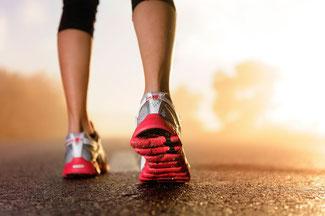 Sportosteopathie und Laufen in Starnberg