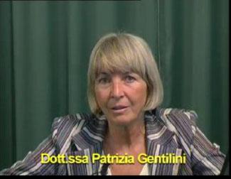 Dott.ssa Patrizia Gentilini - Oncologa ed ematologa
