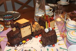 ...und wer macht den Kuchen, wenn ich nicht eingeladen bin???