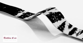 Elastisches Band in Trendoptik Ski-Brillenband von Bertheas