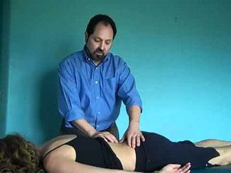 Osteopathie - Behandlung des Gehirns