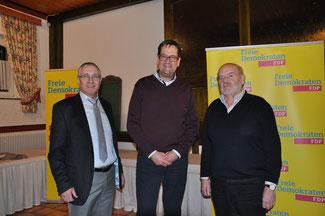 Peter Rauw, Markus Herbrand, Friedel Krumpen