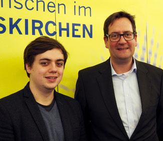 Frederik Schorn, Markus Herbrand