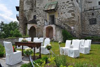 Romantisch im Sakristeigarten