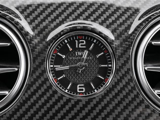 W222 S63 AMG(2014)  IWC「インジュニア」アナログ時計