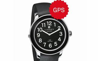Notruf-Uhr Limmex Liberty GPS © Limmex