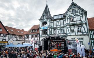 Gesamtsiegerehrung 2014 in Bad Salzdetfurth ©Dobslaff/EGO-Promotion