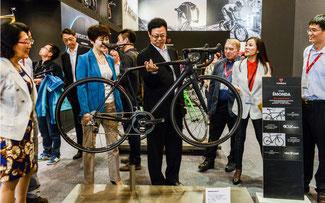Asia Bike in Nanjing ©Messe Friedrichshafen