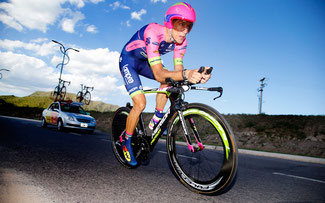 Team Lampre-Merida bei der Tour Down Under © bettiniphoto