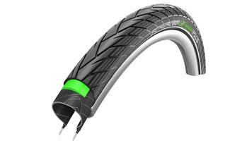 Schwalbe erweitert seine Palette an 27.5 Zoll-Reifen für Trekking- und E-Bikes – hier im Bild der Energizer Plus ©Schwalbe