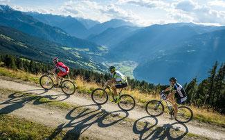 Zillertal Bike Challenge © Zillertal Tourismus GmbH/Philip Platzer