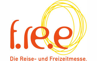 Logo f.re.e © Messe München International