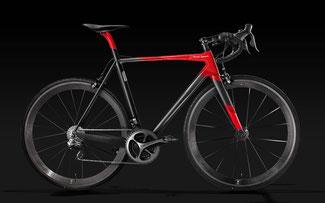 Audi Sport Racing Bike ©Lightweight/PR Trust