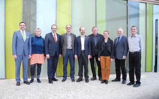 Neuer ADFC-Vorstand 2014 © ADFC/René Filippek