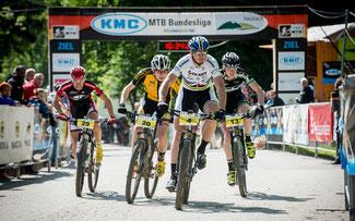 Eliminator Sprint in Heubach © Marius Maasewerd (EGO-Promotion)