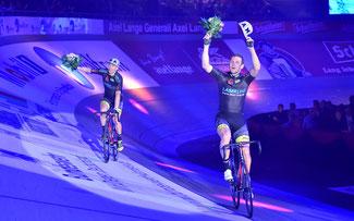 Lampater und Kalz feiern ihren Erfolg in Berlin © Frontalvision