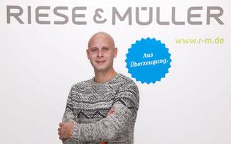Erich Fuhrmann ©Riese & Müller