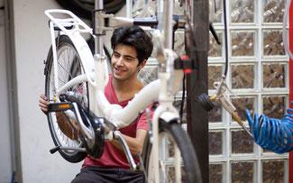Der VSF gibt zwölf Euro Rabatt auf die Fahrradwartung© VSF e.V.