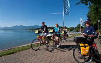 Radeln am Chiemsee © Eurofun Touristik GmbH