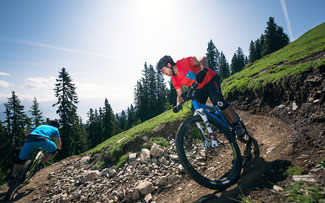 E-Bikes in Action © Bosch ebike Systems