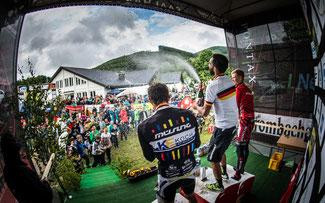 Siegerehrung Herren ©EGO-Promotion/Dobslaff