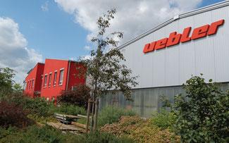 Die Firma Uebler hat ihren Sitz im fränkischen Forchheim © kg