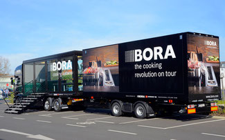 Bora Cooking Truck © Bora