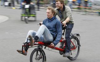 Auch die 20. Auflage hält viele Überraschungen bereit: Am 25. und 26. April lockt die Internationale Spezialradmesse Fachleute wie Fans in die Südpfalz © Spezialradmesse