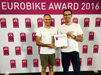 Eurobike Award Gewinner 2016