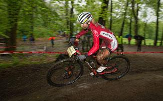 Neff hatte Spaß siegte souverän © Schmid/Pressefoto BMC Racing Cup