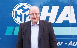 Dirk Zwick, Mitglied der Hartje Geschäftsleitung ©Hartje
