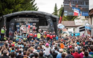 Siegerehrung Albstadt Herren 2014 ©Andreas Dobslaff /EGO-Promotion