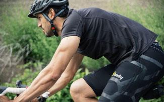 """Die """"intelligente"""" Sporthose Mbodyist mit Sensoren ausgestattet ©Myontec"""