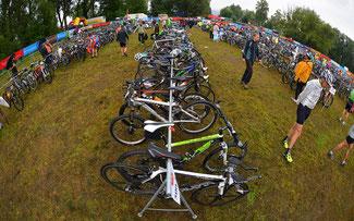 Am 26. Juli 2015 dreht sich die Megathlon-Welt wieder um Radolfzell ©Sauser Sport & Event Management