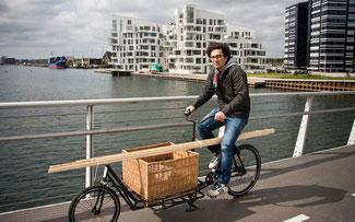Lastenräder nun auch bei der IAA ©ECF