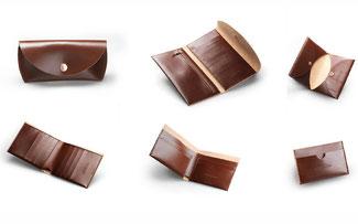 J.B. Small Leather Goods Kollektion aus der John Boultbee Linie ©Brooks