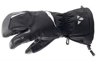Der wattierte Lobster-Handschuh Syberia von Vaude © Vaude