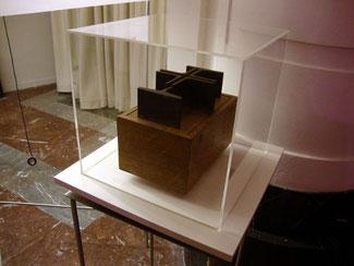 Prix Mies van der Rohe architecture contemporaine trophée