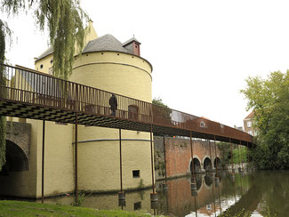 passerelle Ney Bruges