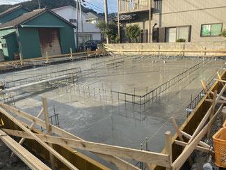 住宅基礎工事手順8
