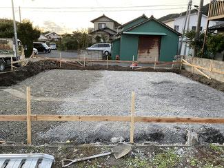 住宅基礎工事手順3