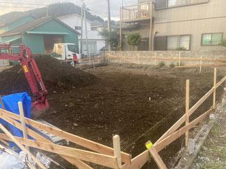 住宅基礎工事手順2