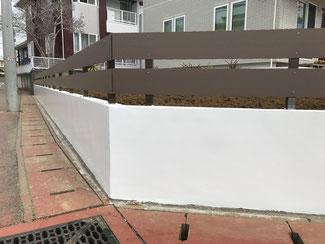 樹脂木フェンス