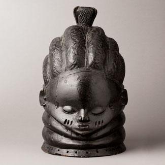 Maschera Mende conosciuta con il nome di Sowei