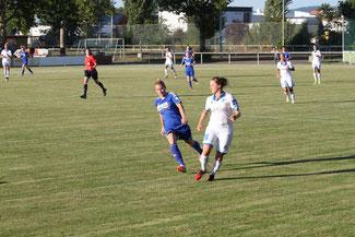 Im Sommer standen sich die Teams bereits gegenüber da Siegten die Gäste mit 0:2 Toren.