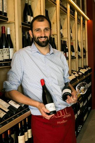 Fabien Gérant Le Goût du Vin
