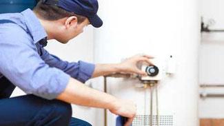 Revisión de gas por un técnico autorizado